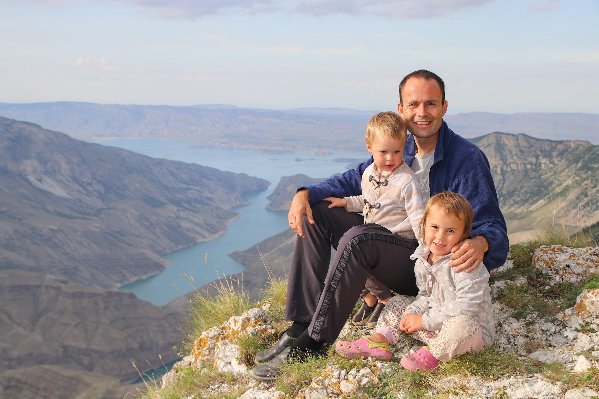 A family vacation